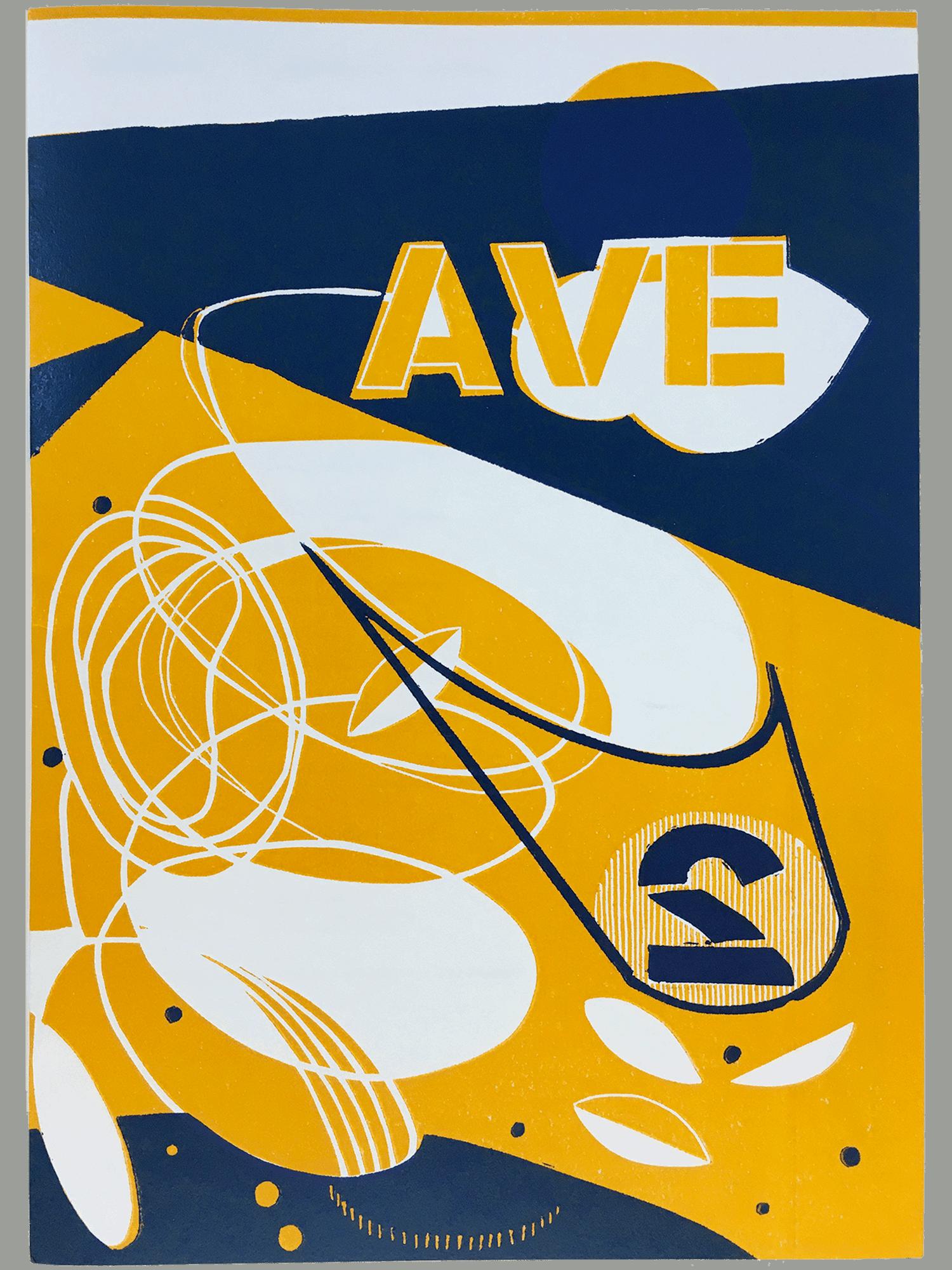 AVE Magazine Nr.2 Cover